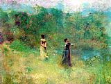 Thomas Dewing - Summer