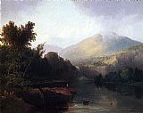 Thomas Doughty - A Lake in the White Mountains