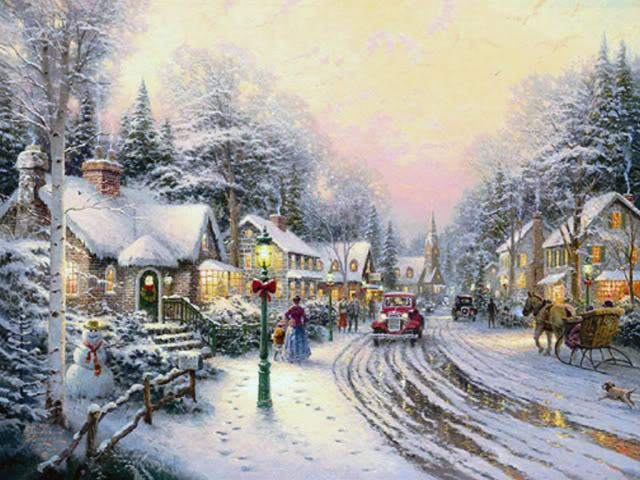 Famous Village Paintings