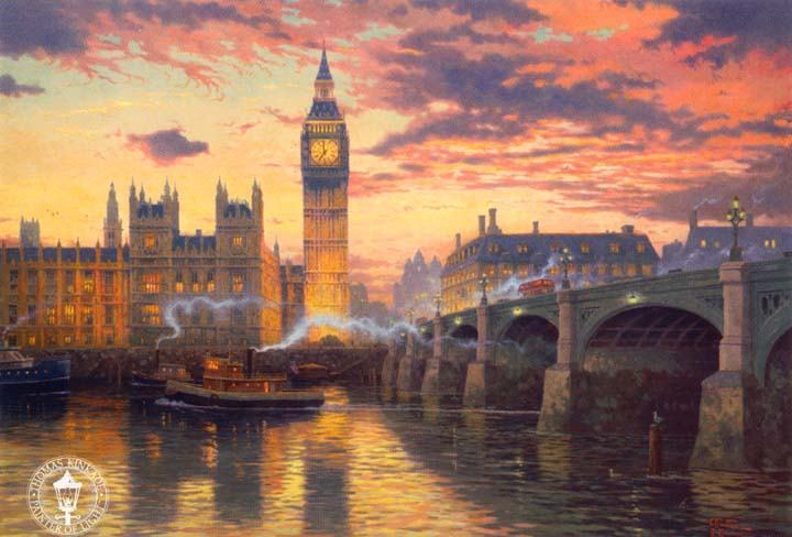 Thomas Kinkade London