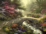 Bridge Canvas Paintings - Bridge of Faith