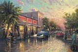 Thomas Kinkade Key West painting