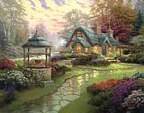 Famous Cottage Paintings - Make a Wish Cottage