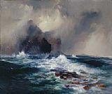 Thomas Moran Wall Art - Fingal's Cave, Island of Staffa, Scotland