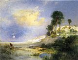 Famous Island Paintings - Fort George Island, Florida