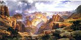 Thomas Moran Grand Canyon 1904 painting