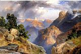 Famous Grand Paintings - Grand Canyon 1912