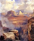 Thomas Moran Grand Canyon painting