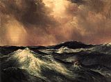 Famous Sea Paintings - The Angry Sea