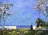 Tom Mostyn - Garden Terrace