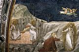 Famous Mary Paintings - Life of Mary Magdalene Noli me tangere By Giotto di Bondone