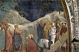 Unknown Artist Life of Mary Magdalene Raising of Lazarus By Giotto di Bondone painting