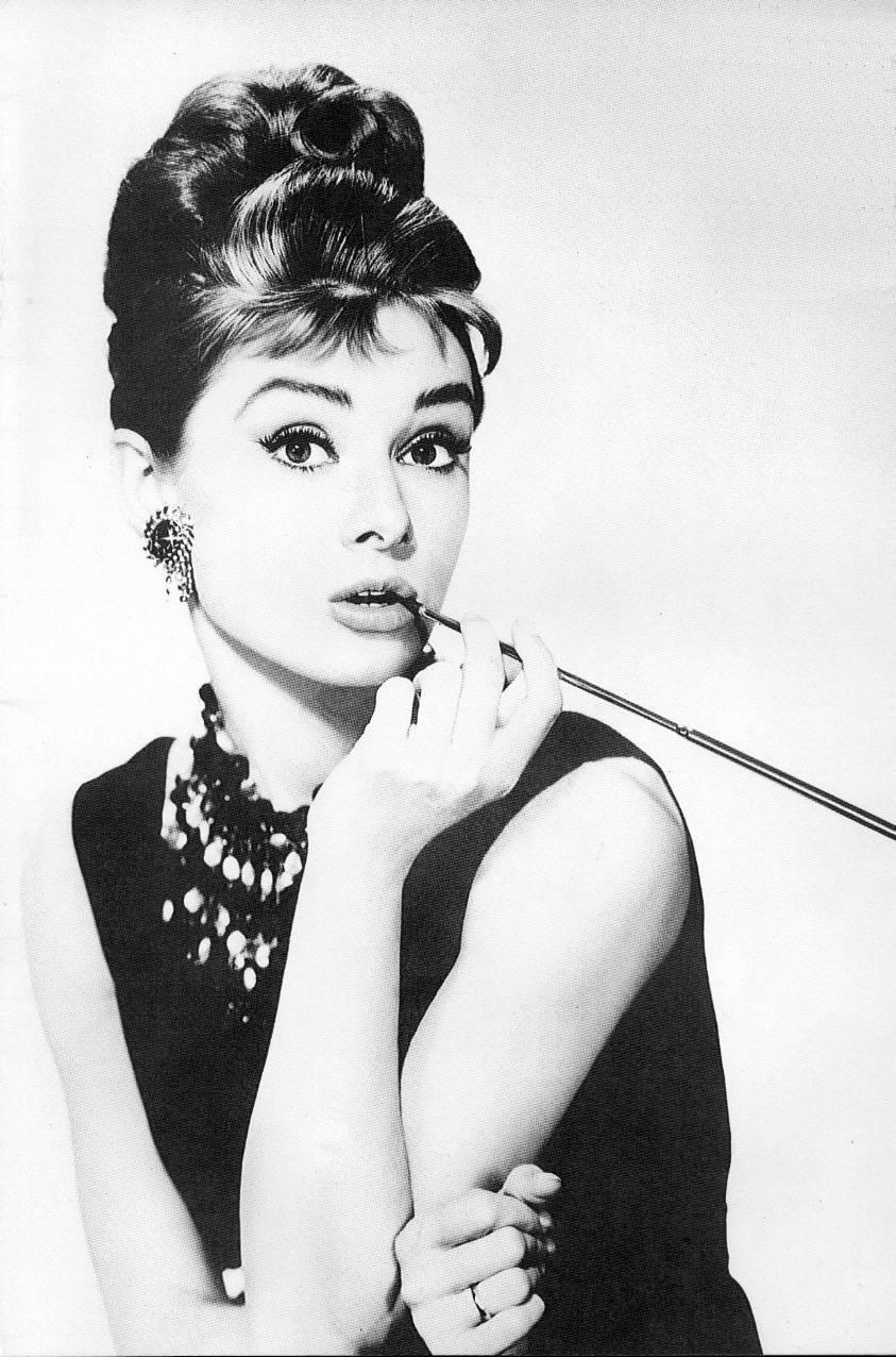 Unknown Artist Audrey Hepburn