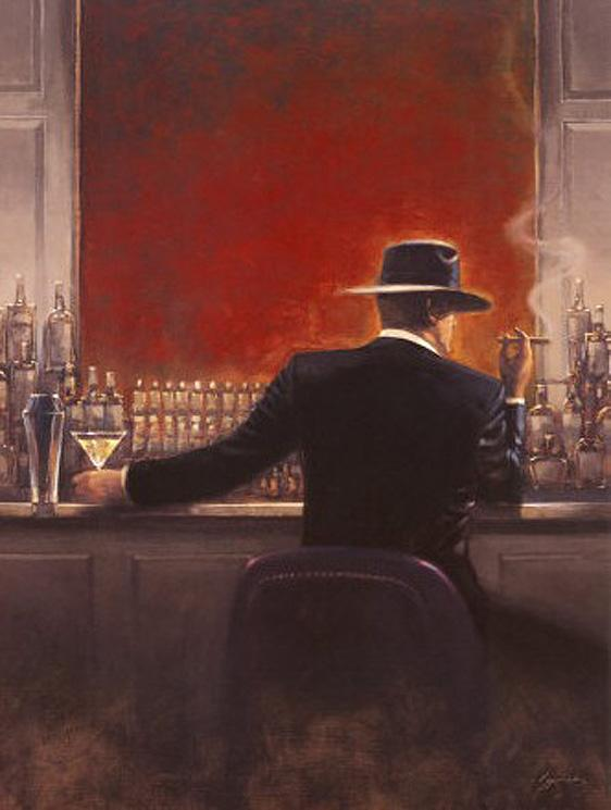 Famous Bar Paintings