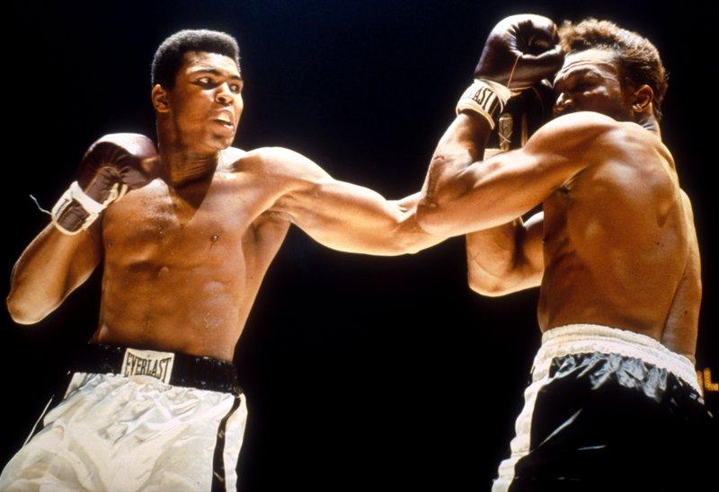 Unknown Artist Muhammad Ali Boxing Fights