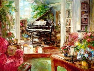 Unknown Artist My Piano