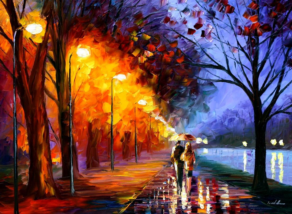 Famous Love Paintings   Beautiful  Original Hand Painted Artwork In