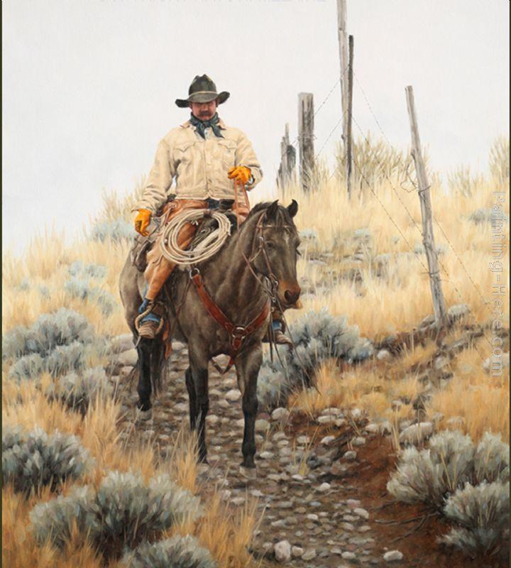 Famous cowboy art - photo#14