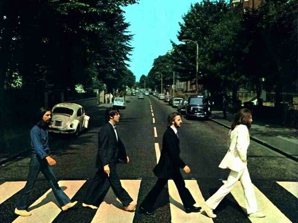 Unknown Artist the Beatles @ Abbey Road