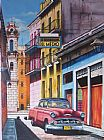 Famous Car Paintings - Car