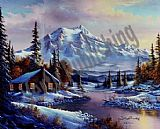 Unknown Artist No Cabin Fever painting