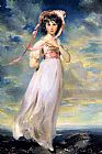 Unknown Artist Sir Thomas Lawrence pinkie painting