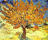 Famous Tree Paintings - Mulberry Tree