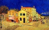 Famous Yellow Paintings - The Yellow House