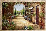 garden Wall Art - Secret Garden I
