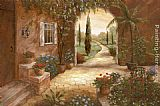 garden Wall Art - Secret Garden II