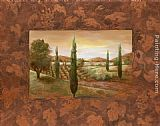 morn Wall Art - Vineyard Morning I