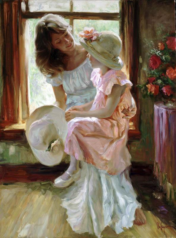 Vladimir Volegov A Mid-Morning Chat