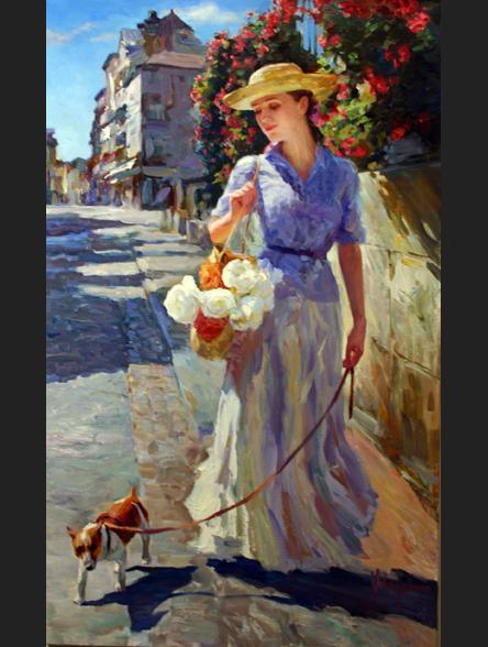 Vladimir Volegov A Walk in Sunshine