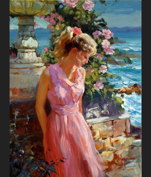 Vladimir Volegov Afternoon Sunshine