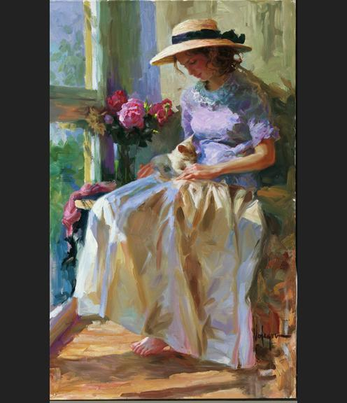 Vladimir Volegov Afternoon Warmth