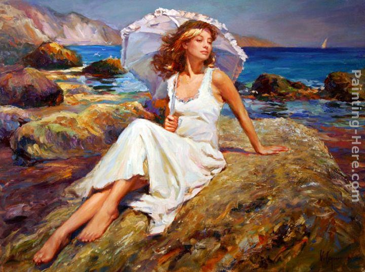Vladimir Volegov By the Seaside
