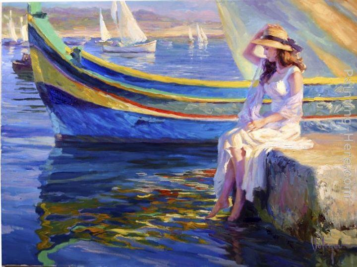 Famous waterfront paintings for sale famous waterfront for Famous prints for sale
