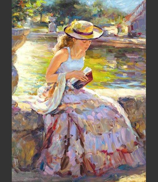 Vladimir Volegov Sunday in the Park