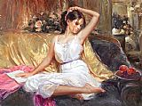 Famous Beauty Paintings - Beauty
