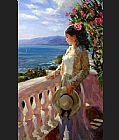 Famous Beauty Paintings - Spanish Beauty