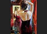 Vladimir Volegov reflection painting