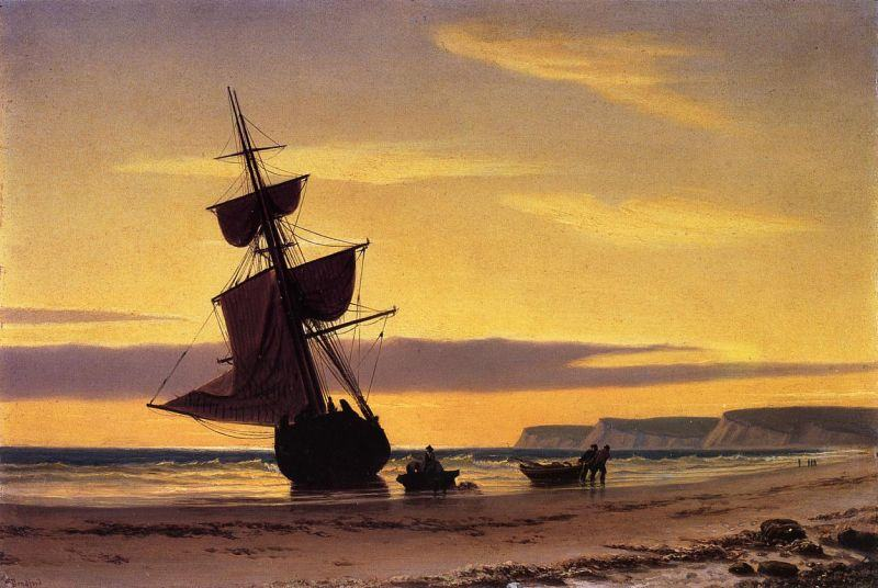 William Bradford Coastal Scene