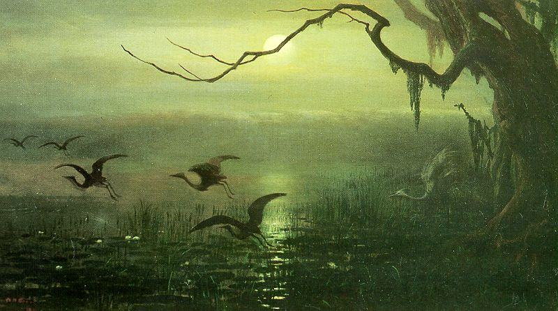 William Holbrook Beard Phantom Crane