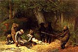 William Holbrook Beard - Making Game of the Hunter