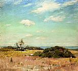 Island Canvas Paintings - Shinnecock Hills, Long Island