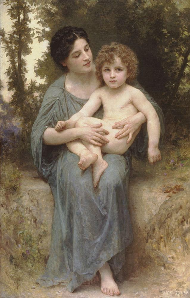William Bouguereau Famous Paintings page 7