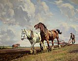 Wright Barker - Ploughing The Fields