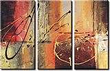 Abstract Famous Paintings - 91365
