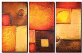 Abstract Canvas Paintings - 91447