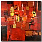 Abstract 91594 painting